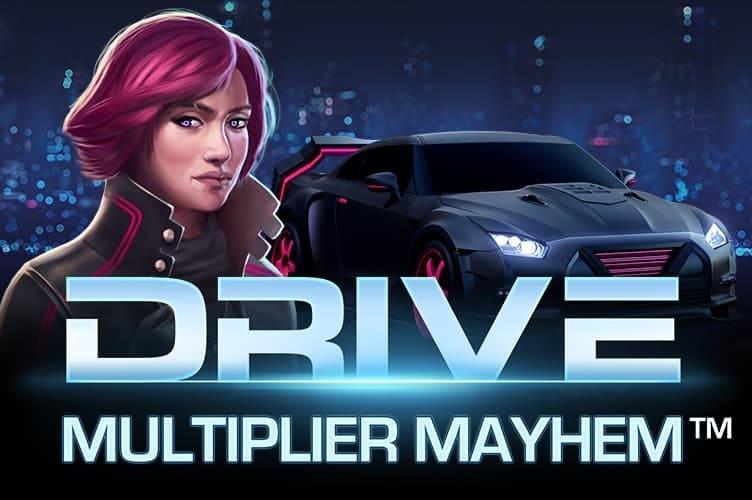 Drive Multiplier Mayhem i Svenska casinon