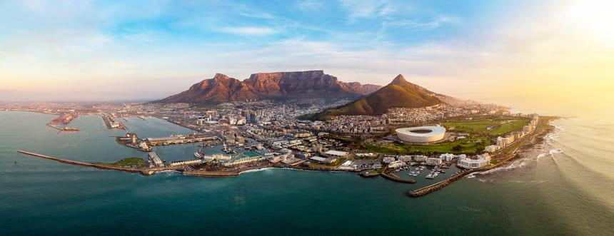 Vinn en resa till Kapstaden hos Paf