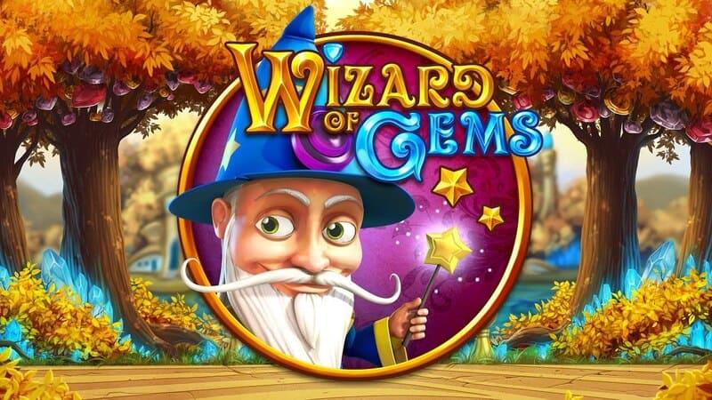 Wizard of Gems från utvecklarna PlayN GO